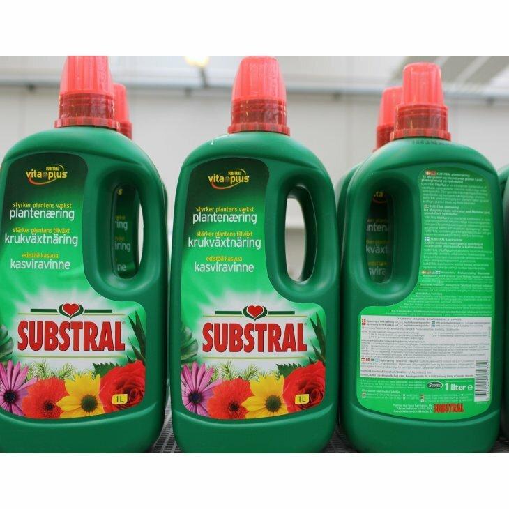 Substral Plantenæring 1000 ml