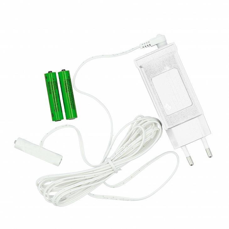 Sirius Batteri Adapter til  AAA Batterier