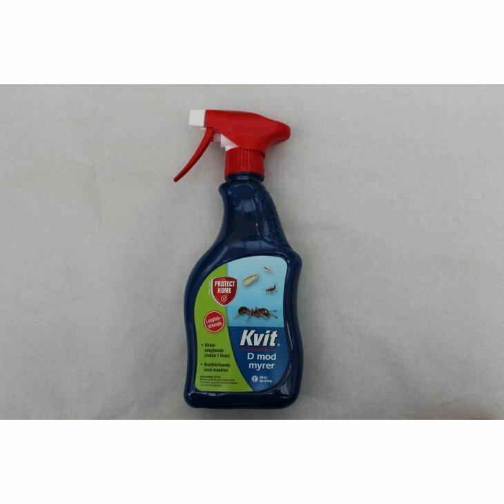 Myremiddel Kvit D Mod Myrer spray, 500 ml