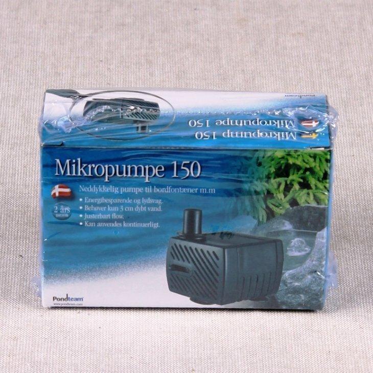 Mikropumpe 150 Indendørs