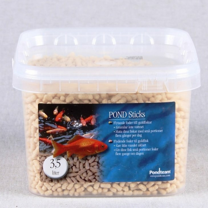 Pondsticks 3,5 liter (265g)