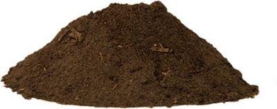 Muldjord, sand og grus